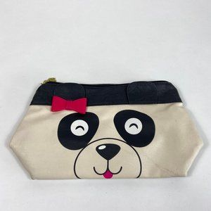 Lily Betsey Panda Zipper Pouch